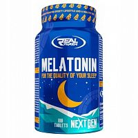 Real Pharm Melatonine 180 таблеток 1мг